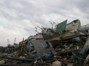 東日本大震災のマッサージセラピーボランティア