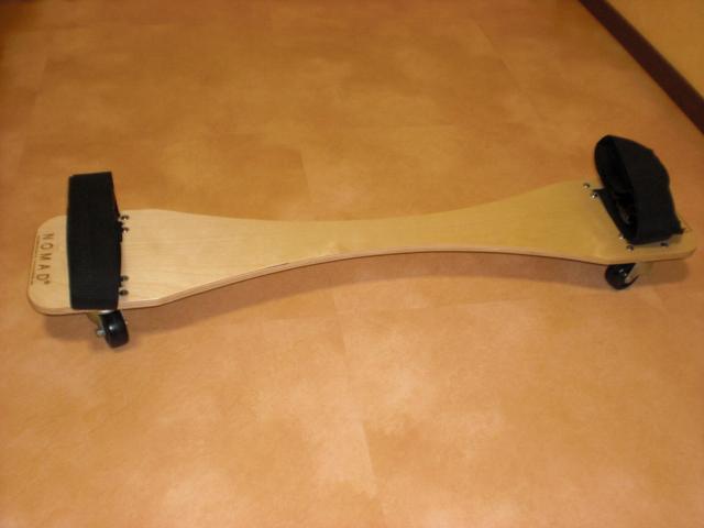 テーブルスケートは軽くて持ち運びに便利なマッサージベッドを運ぶツールです