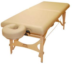 ノマドエクスプレッソ軽量タイプのマッサージテーブル